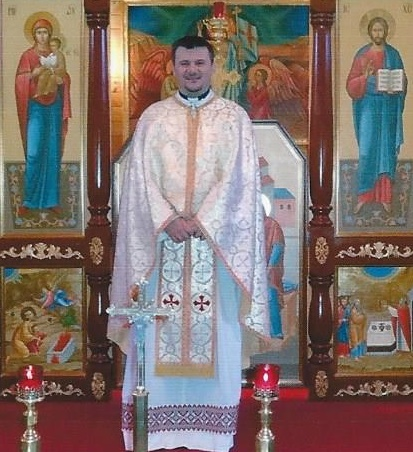 Andrija Petresin, Sts. Volodymyr & Olha Ukrainian Catholic Church