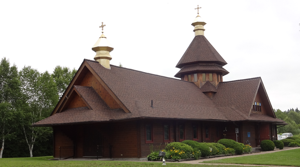 Sts. Volodymyr & Olha Ukrainian Catholic Church in Cawaja Beach